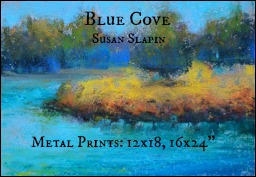 Metal Prints, Blue Cove DSC_1175